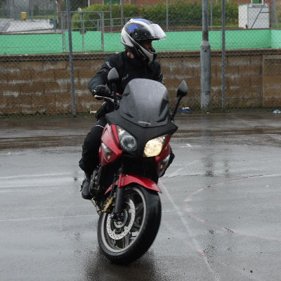 advanced motorcycle training rider assessment